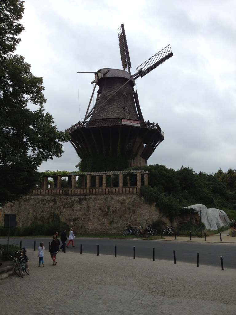 Need a windmill to make it look like Holland? Then build a windmill.