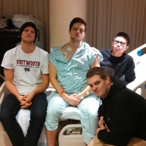 Gabe, Dylan, Tim, and Jared.